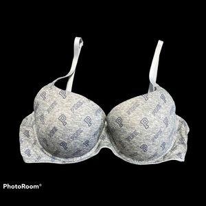 VS PINK wear everywhere push up bra 34C